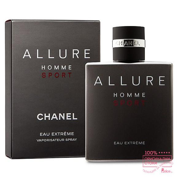 Chanel Allure Sport Eau Extreme EDP - мъжки парфюм