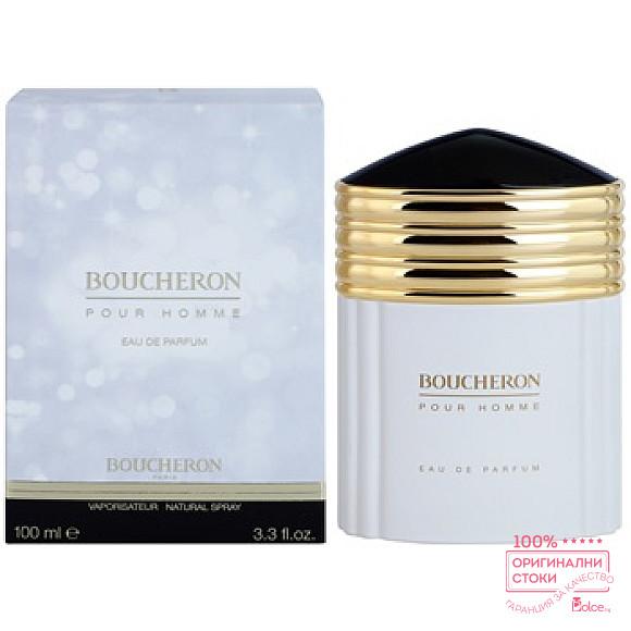 Boucheron Pour Homme Collector EDP - мъжки парфюм
