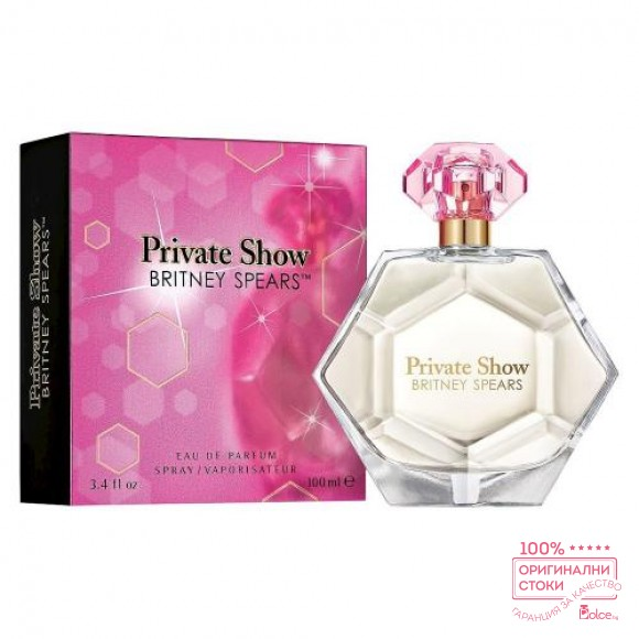 Britney Spears Private Show EDP - дамски парфюм