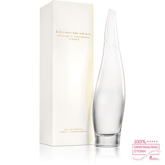 Donna Karan Liquid Cashmere White EDP - дамски парфюм