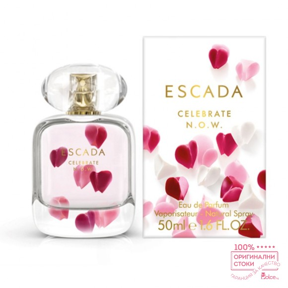 Escada Celebrate N.O.W. EDP - дамски парфюм