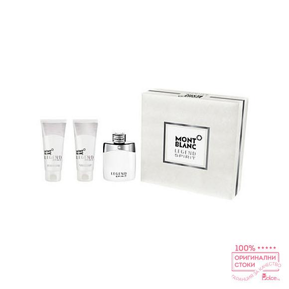 Mont Blanc  Legend Spirit подаръчен комплект за мъже