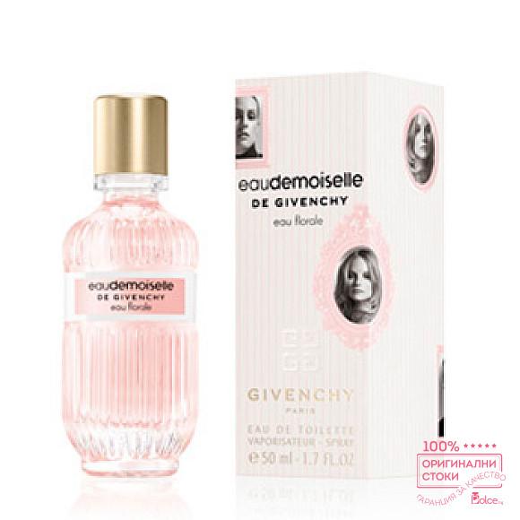 Givenchy Eaudemoiselle de Givenchy eau Florale EDT - тоалетна вода за жени