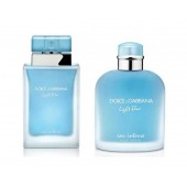 Dolce & Gabbana Light Blue Intense EDP - мъжки парфюм