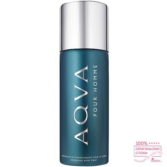 Bvlgari Aqva - дезодорант спрей за мъже
