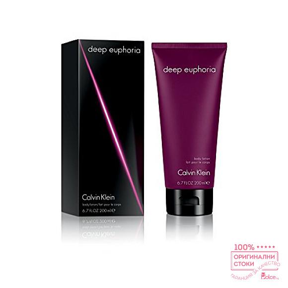 Calvin Klein Euphoria Deep - Лосион за тяло за жени