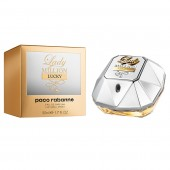 Paco Rabanne Lady Million Lucky EDP - дамски парфюм