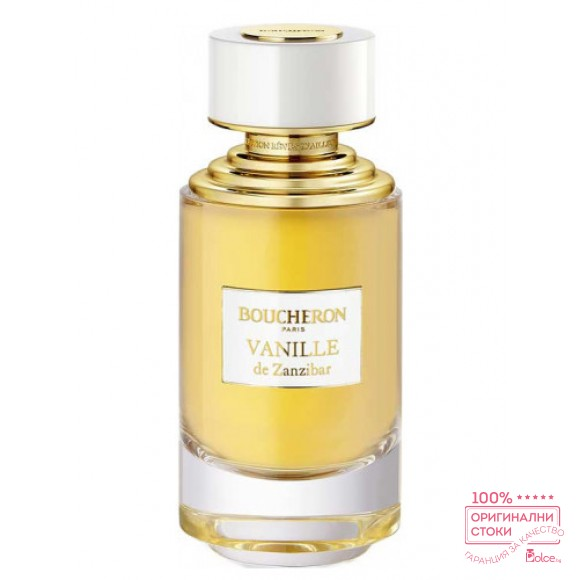 Boucheron Vanille de Zanzibar EDP - унисекс парфюм без опаковка