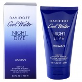 davidoff cool water night dive - душ гел за жени