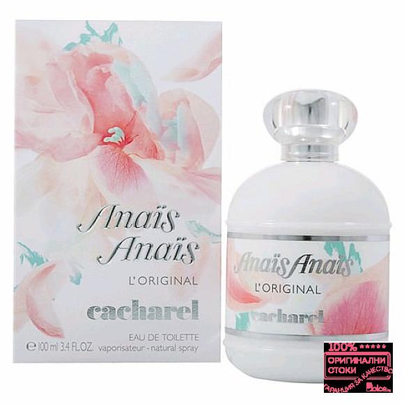 Cacharel Anais Anais L'original EDT - тоалетна вода за жени