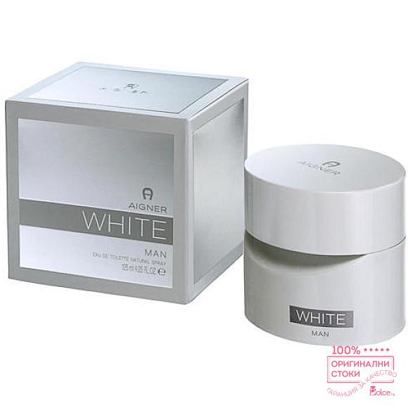 Aigner White Man EDT - тоалетна вода за мъже