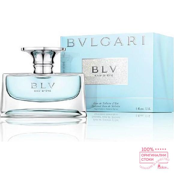 Bvlgari BLV eau d'Ete EDT - тоалетна вода за жени