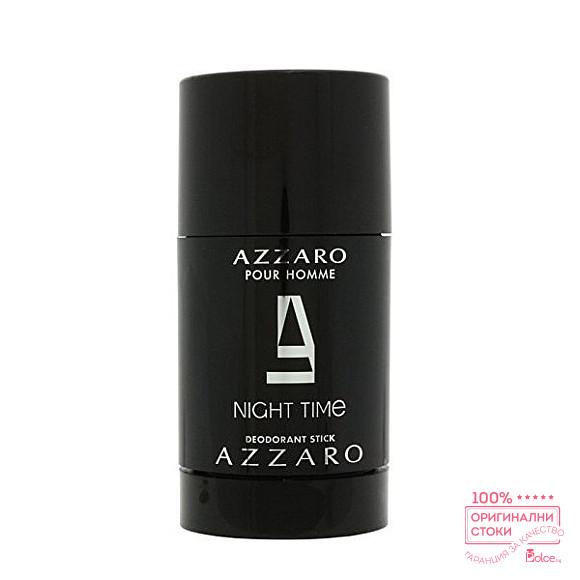 Azzaro Pour Homme Night Time - дезодорант стик за мъже