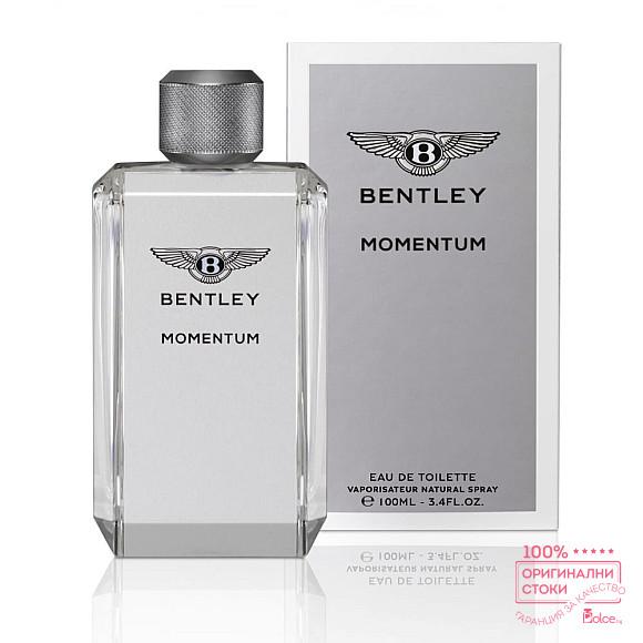 Bentley Momentum EDT - тоалетна вода за мъже