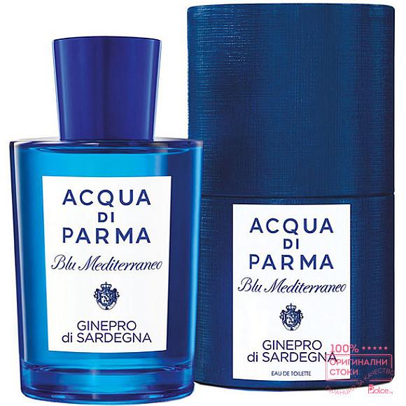 Acqua di Parma Blu Mediterraneo Ginepro di Sardegna EDT - унисекс тоалетна вода