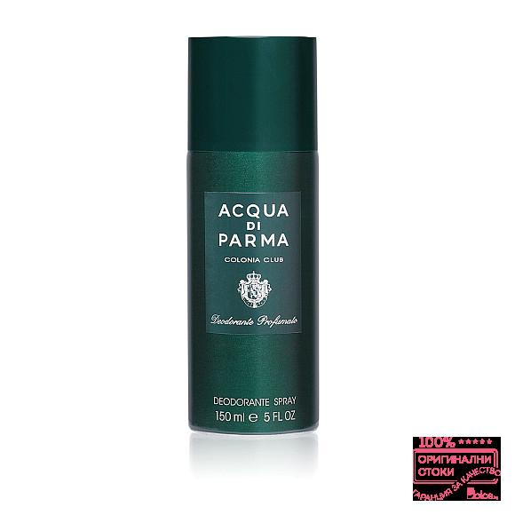 Acqua di Parma Colonia Club - унисекс дезодорант спрей