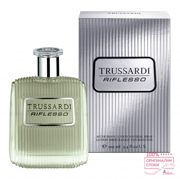 Trussardi Riflesso - афтършейв лосион  за мъже