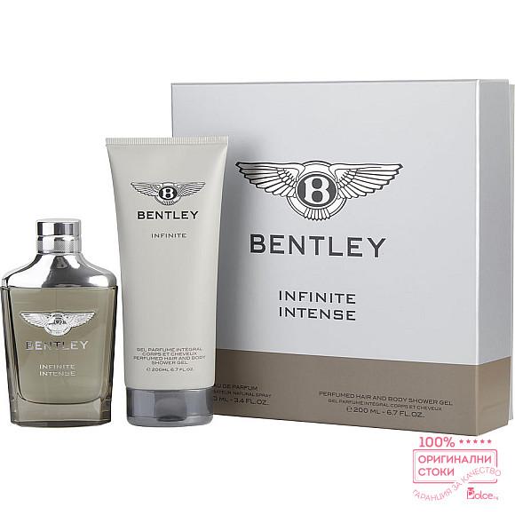 Bentley Infinite Intense Подаръчен комплект за мъже