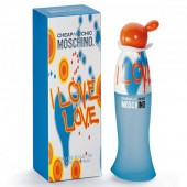 moschino cheap amp; chic i love love edt - тоалетна вода за жени