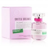 benetton united dreams love yourself edt - тоалетна вода за жени