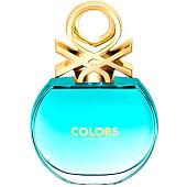 Benetton Colors Blue EDT - тоалетна вода за жени
