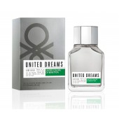 benetton united dreams aim high edt - тоалетна вода за мъже