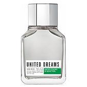 Benetton United Dreams Aim High EDT - тоалетна вода за мъже