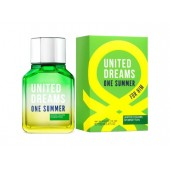 benetton united dreams one summer edt - тоалетна вода за мъже
