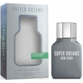 benetton united dreams super dreams aim high edt - тоалетна вода за мъже