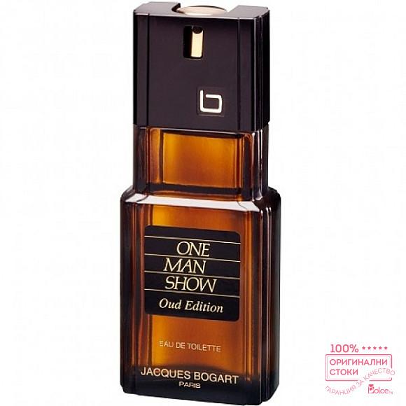 Bogart One Man Show Oud Edition EDT - тоалетна вода за мъже без опаковка