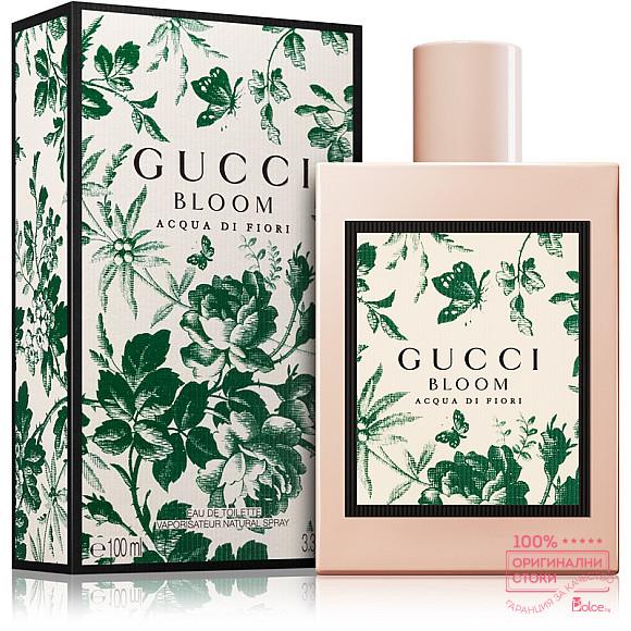 Gucci Bloom Acqua Di Fiori EDT - тоалетна вода за жени