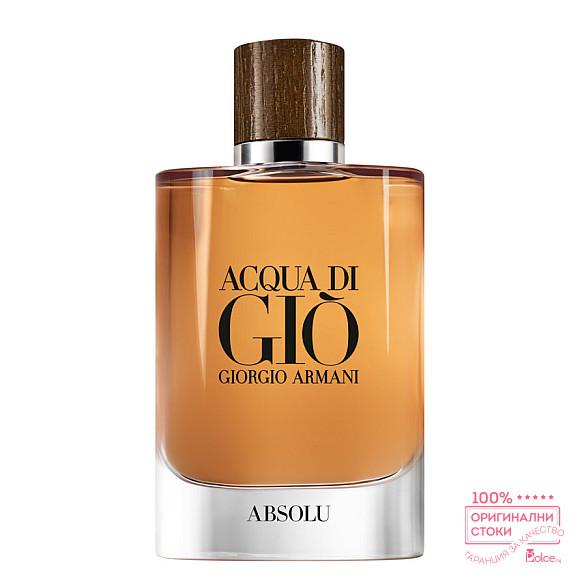 Armani Acqua di Gio Absolu EDP - мъжки парфюм без опаковка