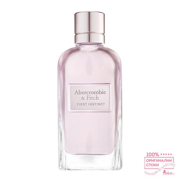 Abercrombie & Fitch First Instinct EDP - дамски парфюм без опаковка