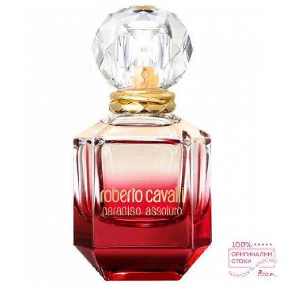 Roberto Cavalli Paradiso Assoluto EDP - дамски парфюм без опаковка