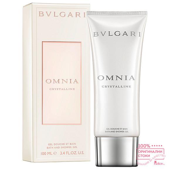 Bvlgari Omnia Crystalline - душ гел за жени