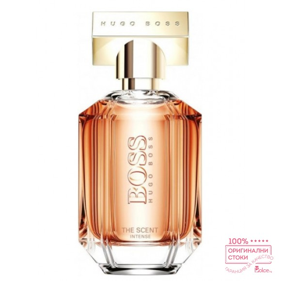 Hugo Boss The Scent Intense EDP - дамски парфюм без опаковка