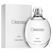 calvin klein obsessed edt - тоалетна вода за мъже
