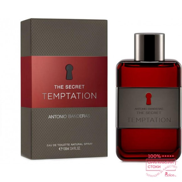 Antonio Banderas The Secret Temptation EDT - тоалетна вода за мъже