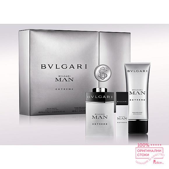 Bvlgari Man Extreme - подаръчен комплект за мъже