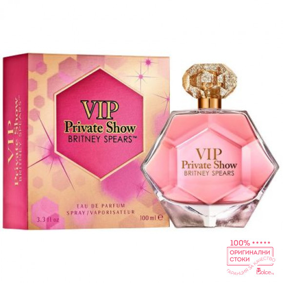 Britney Spears VIP Private Show EDP - дамски парфюм