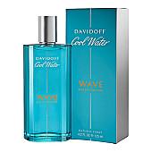 davidoff cool water wave edt - тоалетна вода за мъже