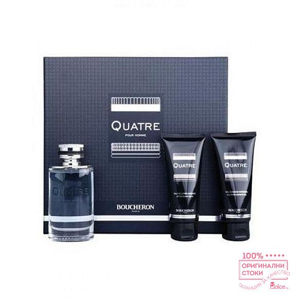 Boucheron Quatre- подаръчен комплект за мъже