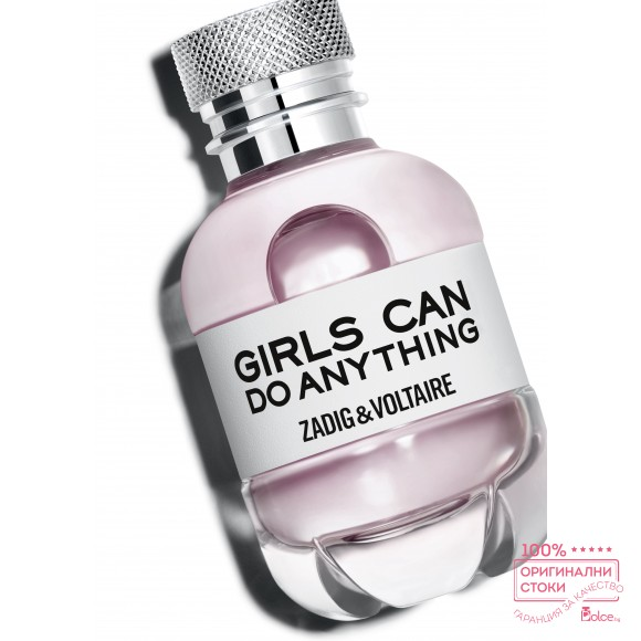 Zadig & Voltaire Girls Can Do Anything EDP - дамски парфюм без опаковка