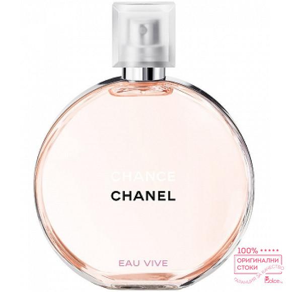 Chanel Chance Eau Vive EDT - тоалетна вода за жени