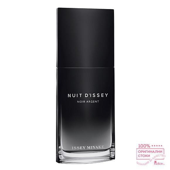 Issey Miyake Nuit D`Issey Noir Argent EDP - тоалетна вода за мъже без опаковка