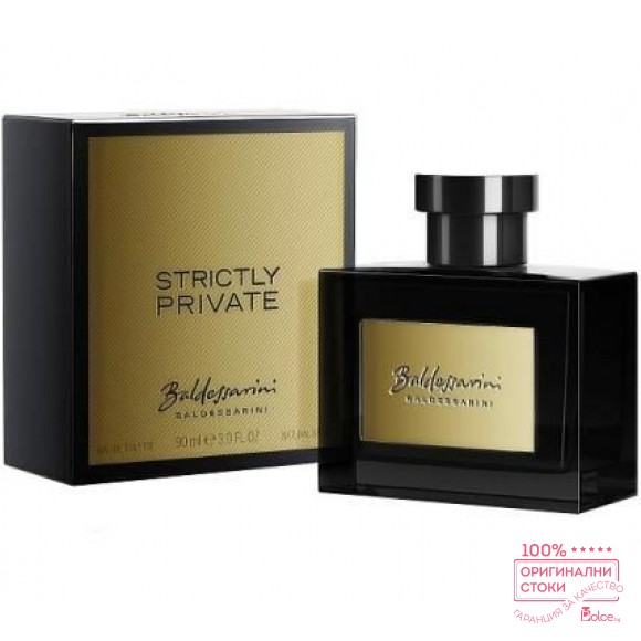 Baldessarini Strictly Private EDT аромат за мъже