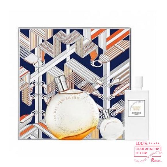 Hermes Eau des Mervelles - подаръчен комплект за жени