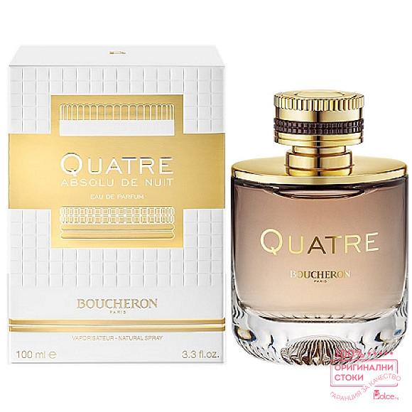 Boucheron Quatre Absolue de Nuit Pour Femme EDP - дамски парфюм